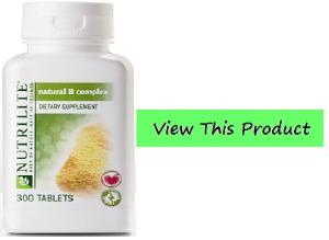 nutrilite b vitamin