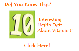facts vitamin c, did you know that