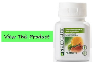 nutrilite antioxidants