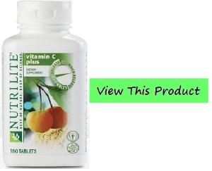 vitamin C, nutrilite vitamin c
