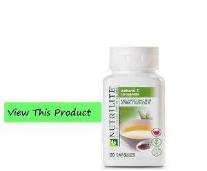 nutrilite vitamin e, vitamin e